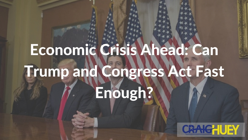 Economic Crisis Ahead: Can Trump and Congress Act Fast Enough?