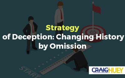 Strategy of Deception: Changing History by Omission