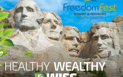 Join Me at FreedomFest…The #1 Conference of 2021