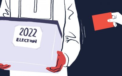 """""""A Game Changer"""" – 6 Shocking Things You Should Know About Transforming the 2022 Election into a Pro-Socialist Tsunami [Letter from the Dark Side]"""