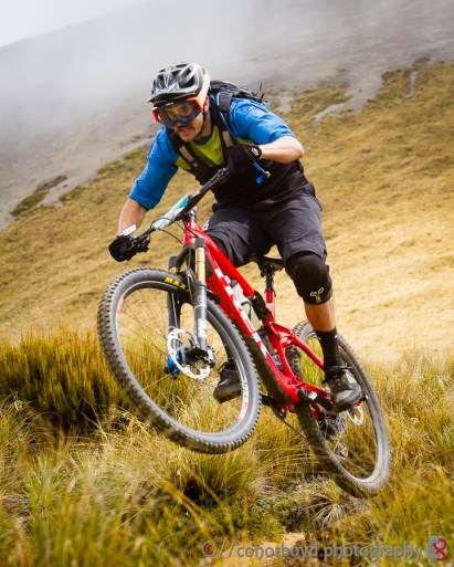 2017 Trans NZ Enduro