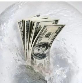 flushing dollars