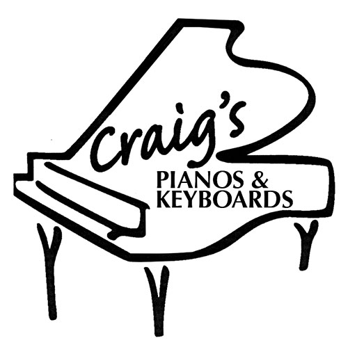 New and Used Pianos and Keyboards from Craig's Keyboards
