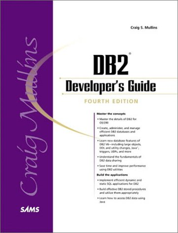Craig S Mullins  DB2 Developers Guide