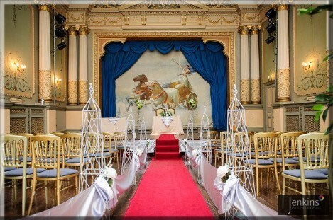 Wedding Venues South Wales Cardiff Ceremony Reception Packages At Craig Y Nos Castle