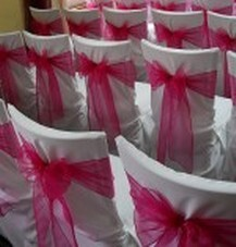 chair covers for hire south wales black walnut dining chairs weddings in at craig y nos castle got it covered wedding