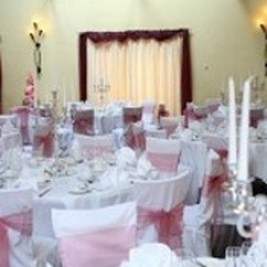 Chair Cover Hire South Wales Small Dining Room Table And Chairs Covers Weddings In At Craig Y Nos Castle Got It Covered Wedding