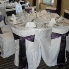 Chair Covers For Hire South Wales Stool Pics Weddings In At Craig Y Nos Castle Got It Covered Wedding