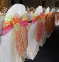 chair covers for hire south wales dining chairs with rollers weddings in at craig y nos castle got it covered wedding