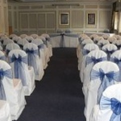 Chair Covers For Hire South Wales Steelcase Node Weddings In At Craig Y Nos Castle Got It Covered Wedding