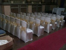 wedding chair covers swansea folding chairs for less reviews florists - weddings in wales at craig y nos castle
