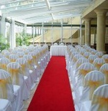 chair covers for hire south wales expensive office chairs weddings in at craig y nos castle got it covered wedding