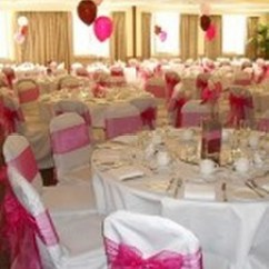 Chair Covers For Hire South Wales Office Carpet Weddings In At Craig Y Nos Castle Got It Covered Wedding