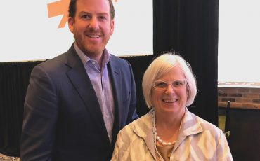 crain group publisher mary kramer honored with 2018 gertrude crain award