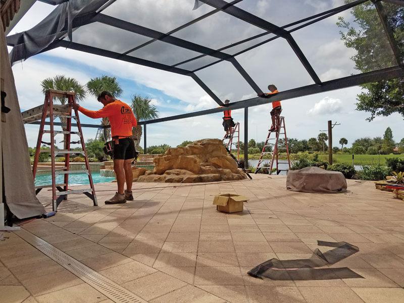 Clearview Screen Enclosures Sarasota Tampa Fort Myers