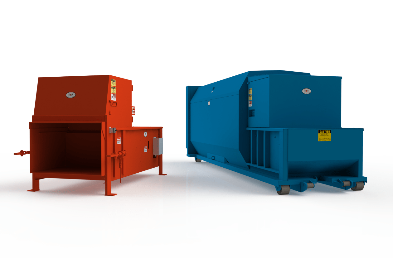 hight resolution of choosing the right compactor