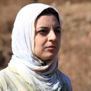 Razieh Goudarzi portrait