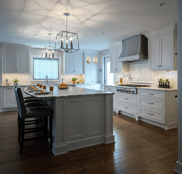islands for the kitchen circle table hard working cranbury design center many of our clients tell us they want an island in their we work with to help them figure out what main function that