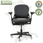 Remanufactured Steelcase 462 Leap V1 Office Chair Crandall Office Furniture