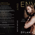 Cover Reveal: Envy by Dylan Allen