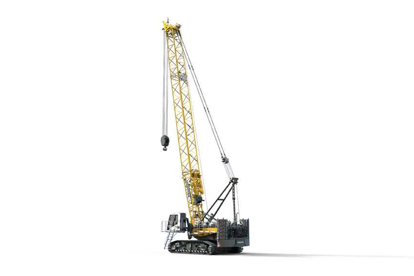 Liebherr Nenzing to Unveil 110-Ton Crawler at Bauma