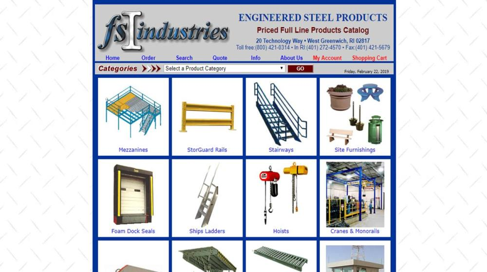 medium resolution of  cranes conveyors dock levelers dock plates dock seals guard rails hoists mezzanines pallet trucks shelving site furnishings stairs and wire