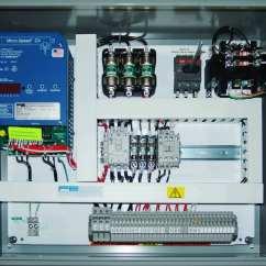 Vfd Panel Wiring Diagram 5 Pin Trailer Connector Power Electronics Standard Bridge Jib Motion Control