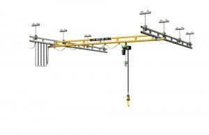 Crane Runways - CraneWerks