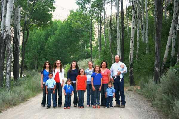 Montserrat Wadsworth Family