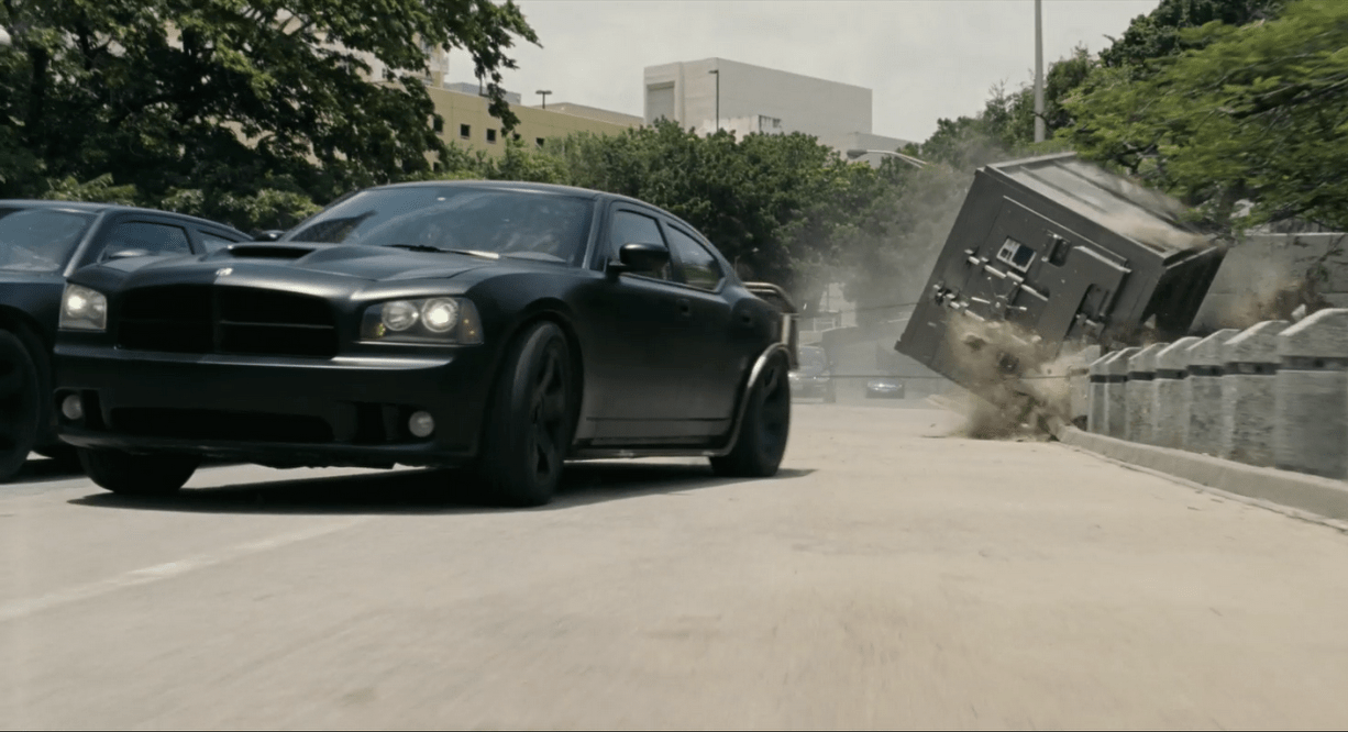 POLL Five of the worst movie car chases  crankandpistoncom
