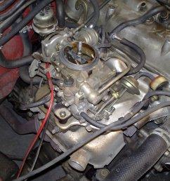 toyota carburetor vacuum hoses [ 2592 x 1944 Pixel ]