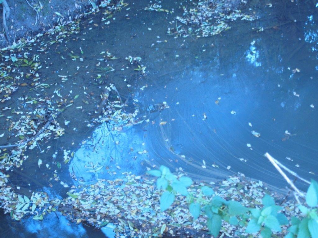 Cranleigh Waters stops flowing October 2015