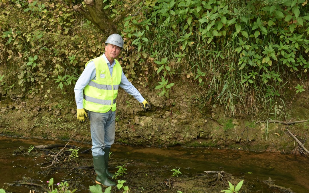 Tales from Cranleigh's Riverbank