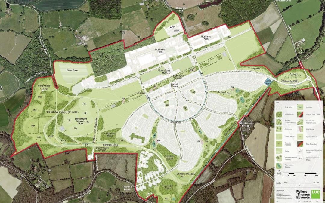 Dunsfold Park Decision Called-in