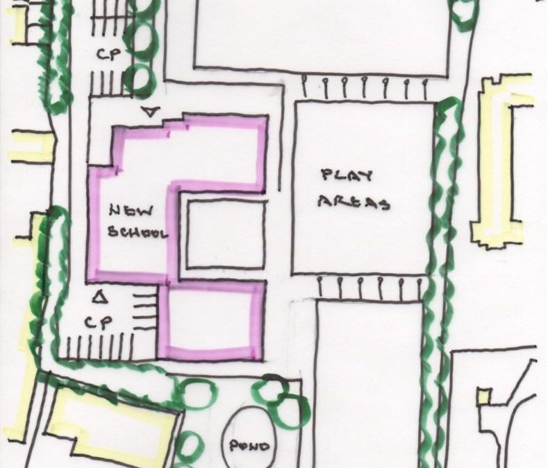 Cranleigh Primary School NEW build on EXISTING site