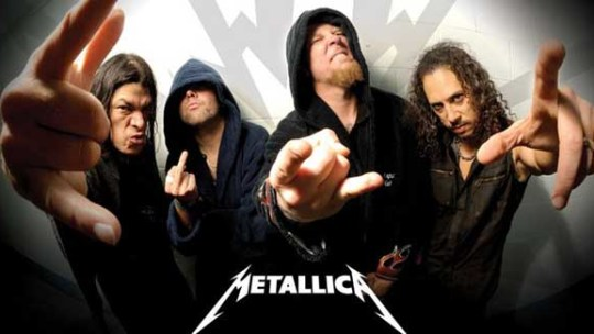 Metallica releases another song from the forthcoming album!