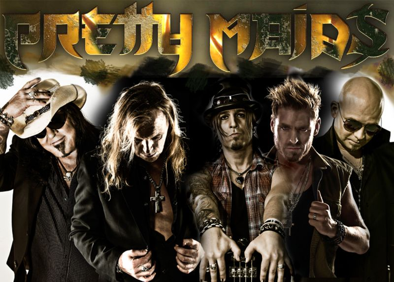 Pretty Maids–still alive and kicking