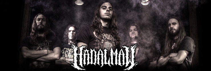 "Review: Or kind of review of new amazing Aussie – metalband ""Hadal maw""!!"