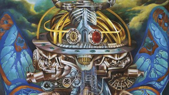 Sepultura – Machine Messiah review