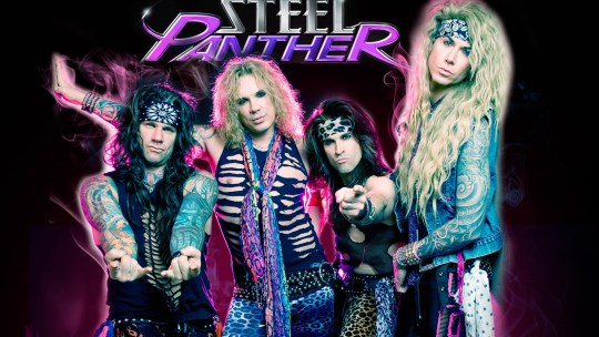 Jai Interviews Michael Starr of Steel Panther