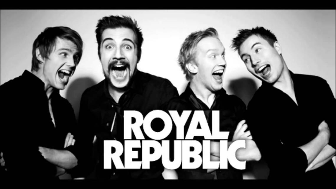 Royal Republic – The rescuer in my need