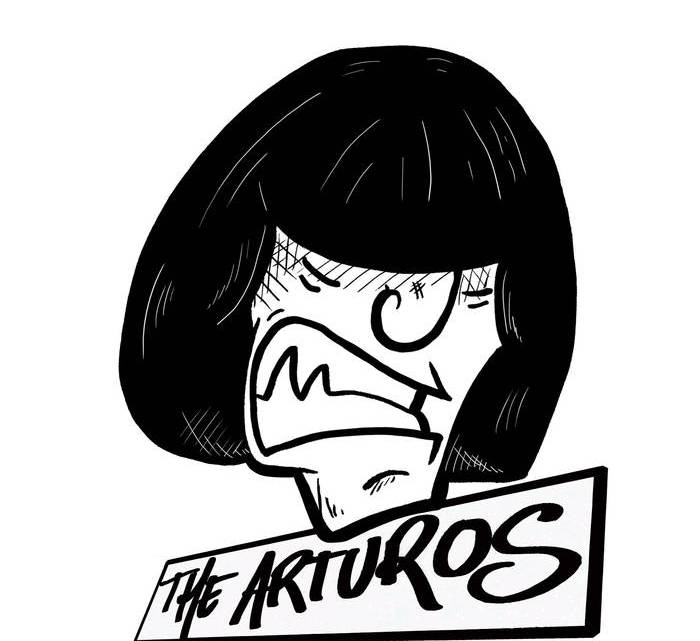 Crannk Reviews The Arturos self titled EP