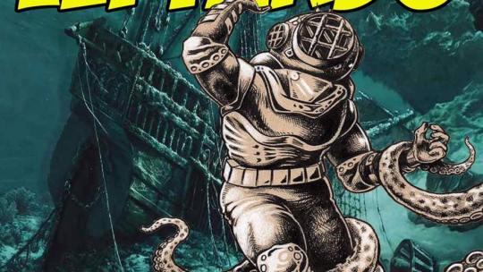 "Crannk reviews The Leftards – ""Deep C Divers"" EP"