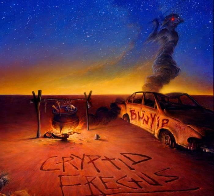 Crannk Reviews Cryptid Erectus Album