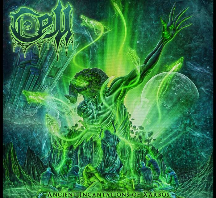 Crannk Interviews Hyperion From Cosmic Canadian Black Metallers CELL