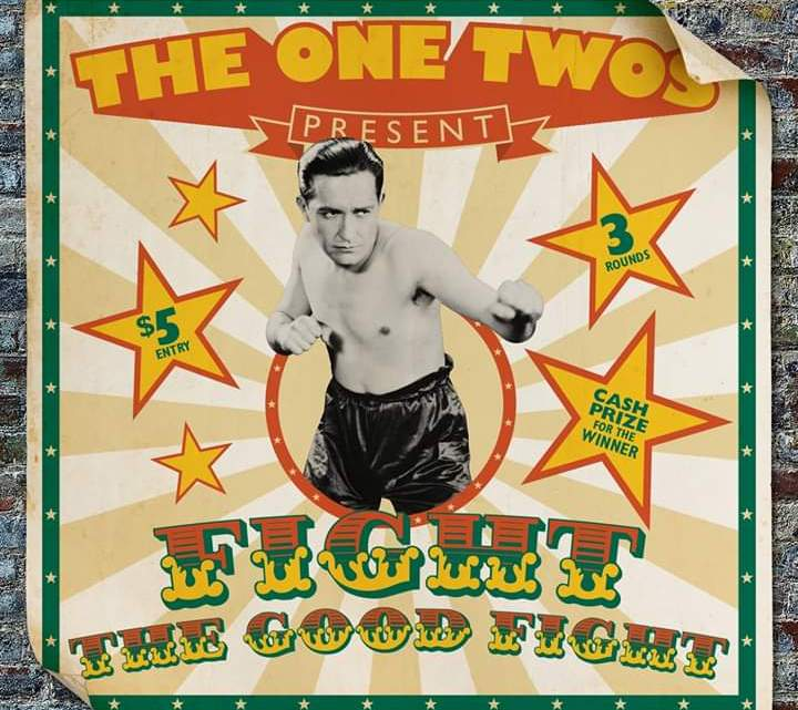"""Crannk Reviews The One Two's – """"Fight The Good Fight"""" album"""