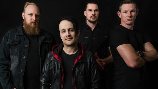 Crannk Interviews These Four Walls Guitarist Gray Vickers