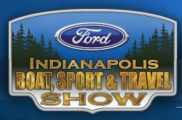 Ford Boat Sport and Travel Logo