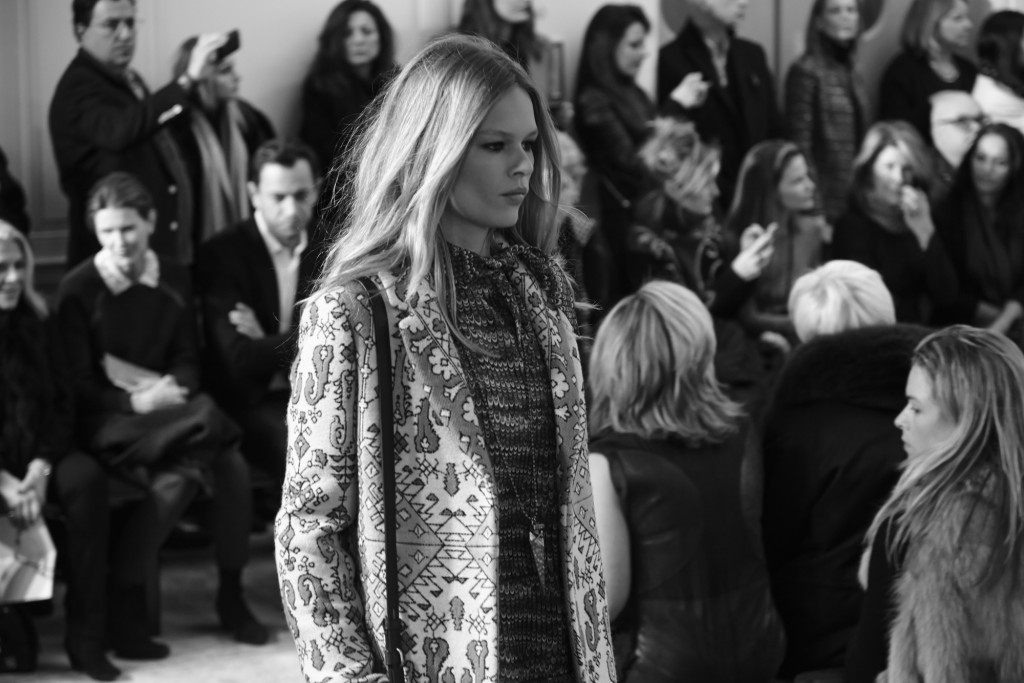 ANNA EWERS MODEL MODELS MODELLING PHOTOGRAPHY RUNWAY CATWALK  FALL WINTER 2015 NEW YORK FASHION WEEK CRASH MAGAZINE PARIS BACKSTAGE TYLER NEVITT