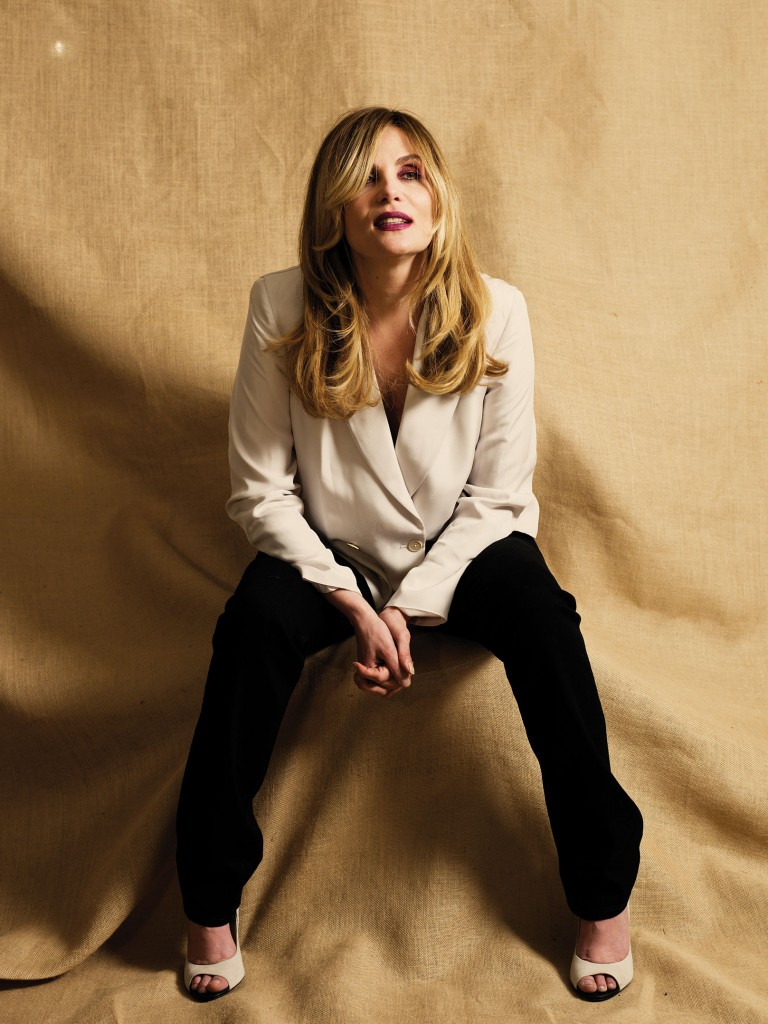 Emmanuelle Seigner on acting  Crash magazine